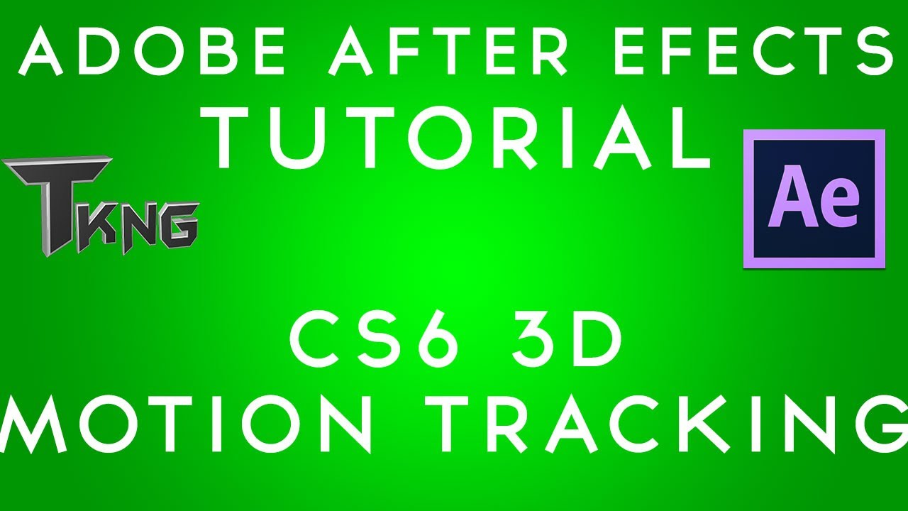 Adobe after effects cs6 tutorial | attaching content to 3d camera.