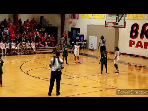 Brusly Middle School Girls Basketball Vs. Port Allen Middle School Girls Basketball