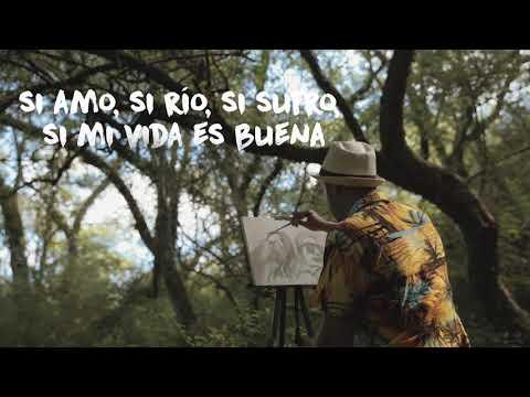 Martín Piña ft Chacho Ramos - Detrás del Disfraz (Video Lyric Oficial) | Cumbia