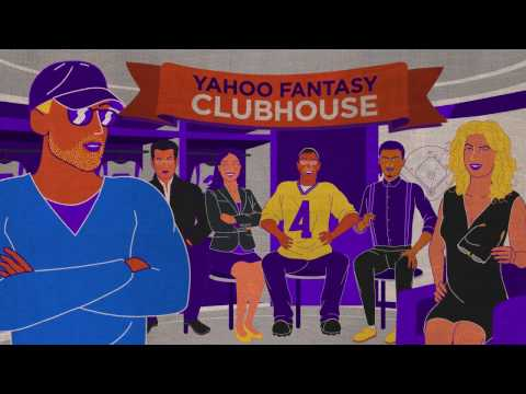 Yahoo Sports Fantasy Baseball Clubhouse