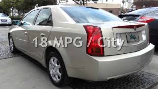 2007 Cadillac CTS for sale in MONTCLAIR, CA