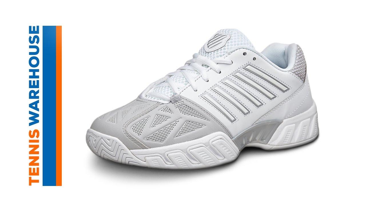quality design 3cd1c 5fa21 K-Swiss BigShot Light 3 Women s Shoe Review. Tennis Warehouse