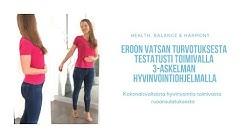 Webinaari: Eroon vatsan turvotuksesta testatusti toimivalla 3-askelman hyvinvointiohjelmalla