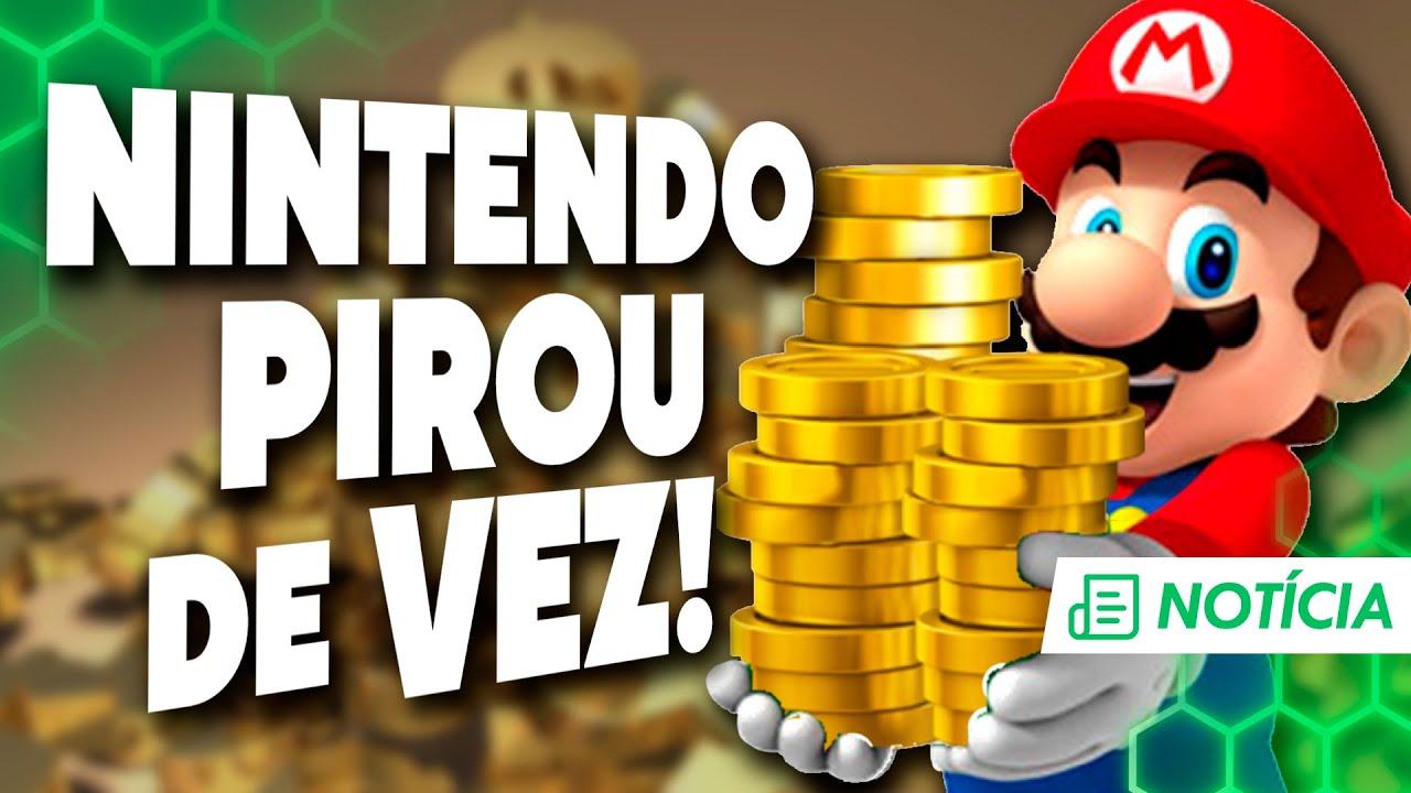 Preço INSANO do Nintendo Online é INACREDITÁVEL!
