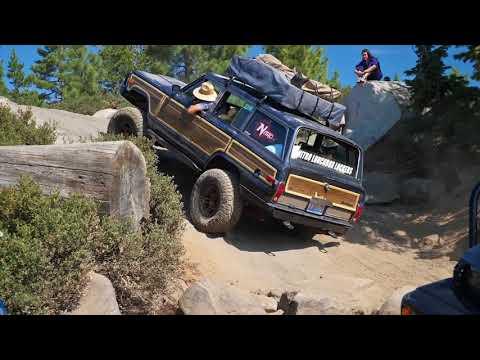 Jeepers Jamboree 2018 - Rubicon Trail w/Nitro Gear's 88' Jeep Wagoneer