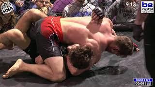 Hardrock MMA 97 Fight 7 Cory Holbrook vs Trent Nott 185 Ammy