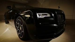 Rolls Royce Motor Cars Melbourne - Dawn Black Badge