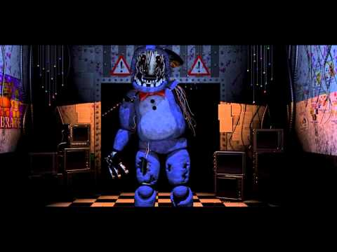 Five nights at freddy s 1 2 and 3 all characters