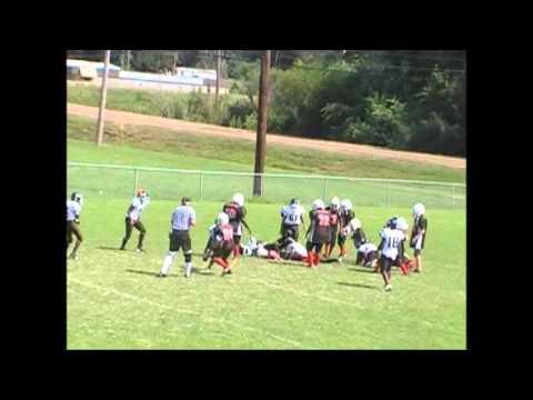 2012 Colts Pee Wees vs Pelahatchie