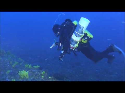 Britannic Wreck Dive