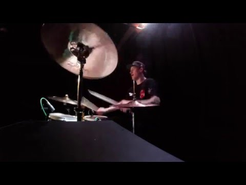 The Kennicks - Lost Communications [Nikolas Decker] Live Drum Cam (Lookout Lounge Anniversary Show)