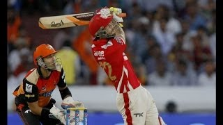 IPL 7: Explosive Maxwell hits 5 Sixes as Punjab wins - IANS India Videos