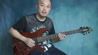 E.Guitar   Bài 9 (Học GUITAR SOLO như thế nào? )