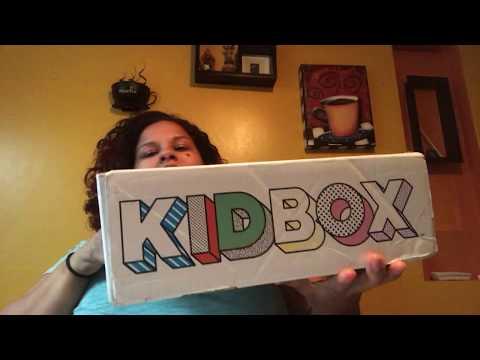 Boys spring kidbox