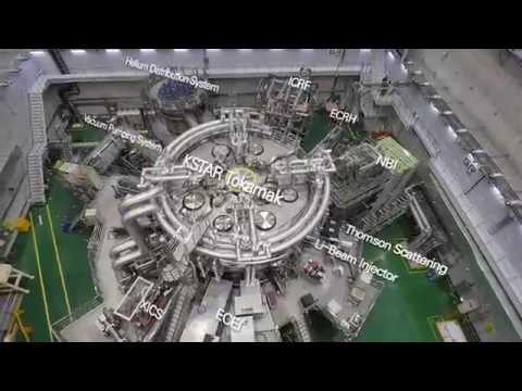 Юзная Корея создала первую в мире установку холодного ядерного синтеза KSTAR