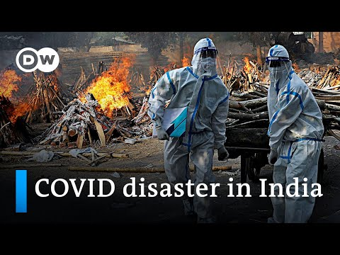 India's COVID death toll may be much higher than the officially recorded | DW News