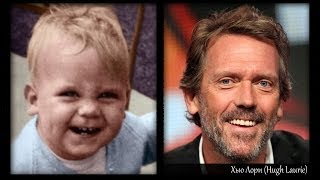 Доктор Хаус - актеры в детстве и спустя время | Хью Лори и др. (House, M.D)