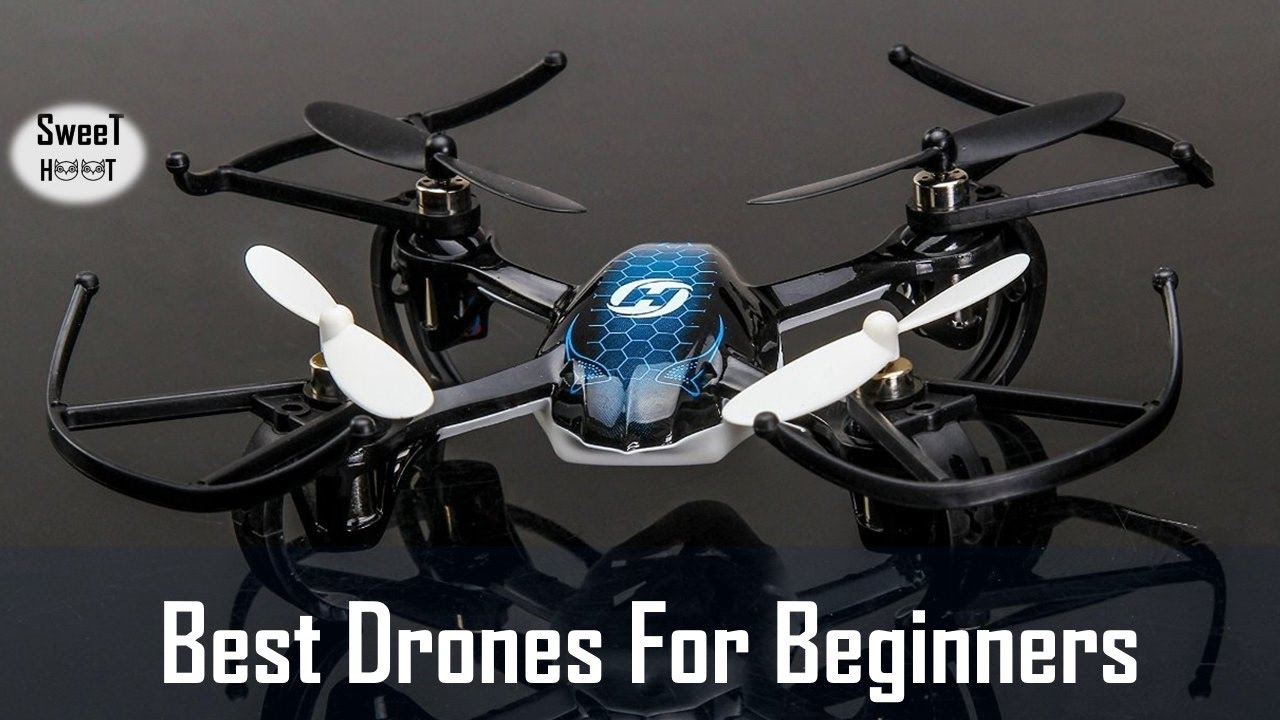 5 Best Drones For Beginners