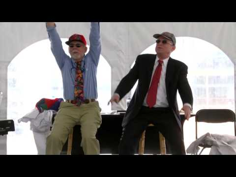GoldLab Symposium 2015 -  Damaged Care: A Musical Comedy About Health Care in America