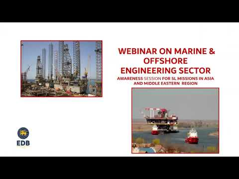 Webinar on the Marine and Offshore Engineering Sector