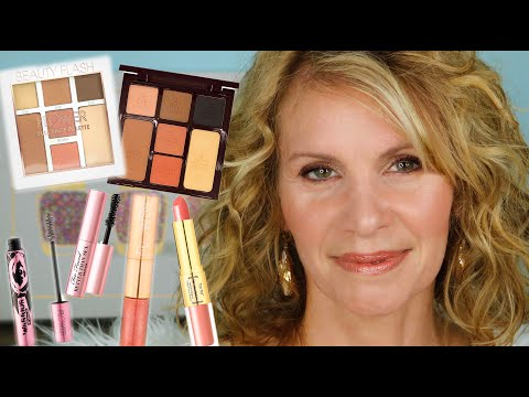 Luxury for Less Affordable Drugstore Makeup Tutorial for Women Over 50 thumbnail