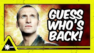 Doctor Who: Christopher Eccleston Returns! (Nerdist News w/ Dan Casey)