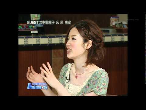 39X 111013 AnimeTV Eriko Nakamura & Yumi Hara