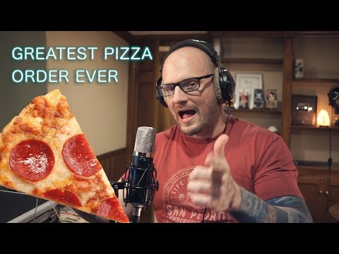 The Greatest Pizza Order Ever thumbnail