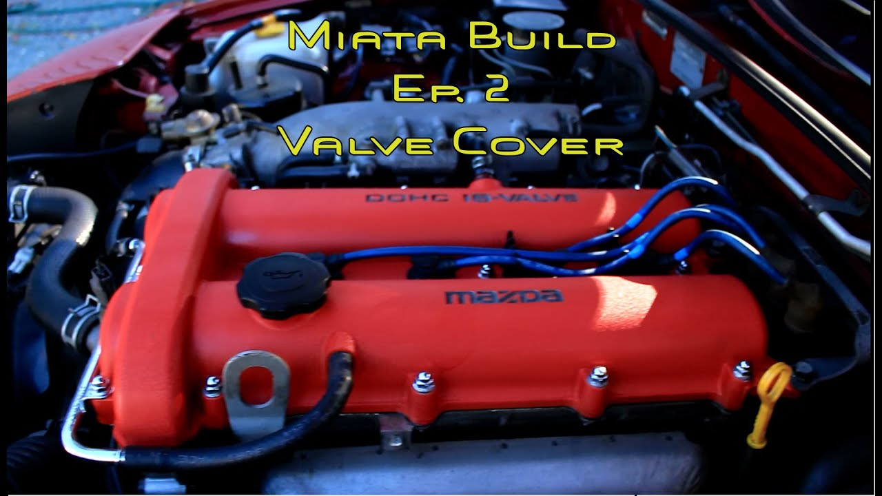 How To Remove Paint From Valve Cover