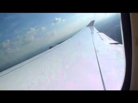 Lufthansa | B747-400 D-ABVT flight FRA-IKA   **FULL FLIGHT**