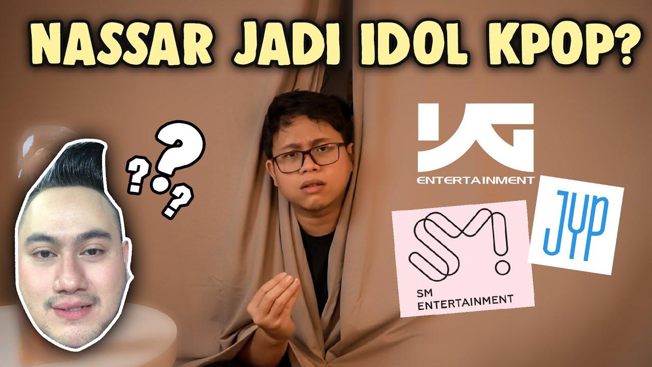 INILAH JADINYA KALAU NASSAR OPPA JADI IDOL K-POP!