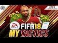 MY CUSTOM TACTICS! THE BREAKTHROUGH! - FIFA 18 Ultimate Team