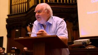 Has Science Made God Irrelevant? John Lennox and Christopher DiCarlo discuss at Toronto
