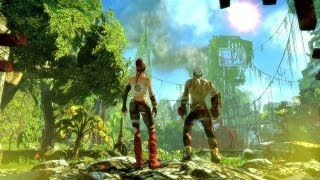 Enslaved: Odyssey to the West - Premium Edition Launch Trailer