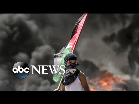 Dozens dead in Gaza protests