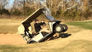 golf cart fails