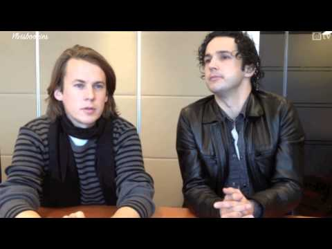 Ylvis - Interview with Norwegian media in Hong Kong (Eng subs)