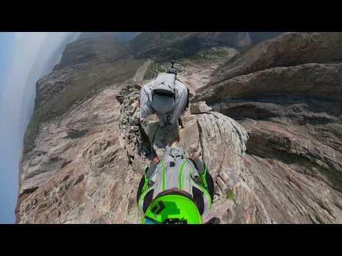 Daniel Ristow // Kyle Tan // Wingsuiting the Sierra: Sevehah // LEGAL CALIFORNIA WINGSUIT FLIGHT
