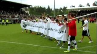 SV Sandhausen Aufstieg 2012