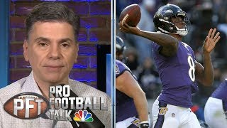 Baltimore Ravens new offense built for Lamar Jackson's play style | Pro Football Talk | NBC Sports