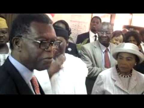 Lagos Chamber of Commerce & Industry - Goodie Ibru - President talks about Products & services