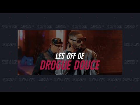 Youtube: 🎬  LES OFF DE DROGUE DOUCE – TAKE A MIC ft MISTER V