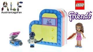 NEW LEGO FRIENDS # 41387  Olivia/'s Summer Heart Box
