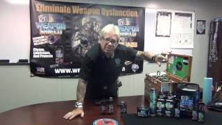 Weapon Shield 3 - WS Grease and an overview of other Steel Shield Products