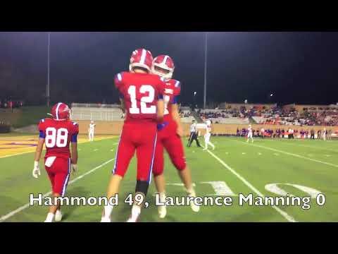 111817 SCISA 3A Championship Hammond v Laurence Manning