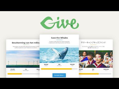 GiveWP: WordPress Donation Plugin and Fundraising Platform