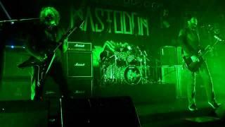 MASTODON - Bedazzled fingernails (Live in Köln 2012, HD)