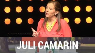 The Race: Ask & Receive - Juli Camarin