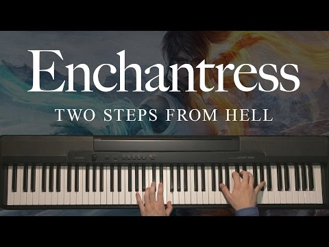 Enchantress  Two Steps From Hell Piano