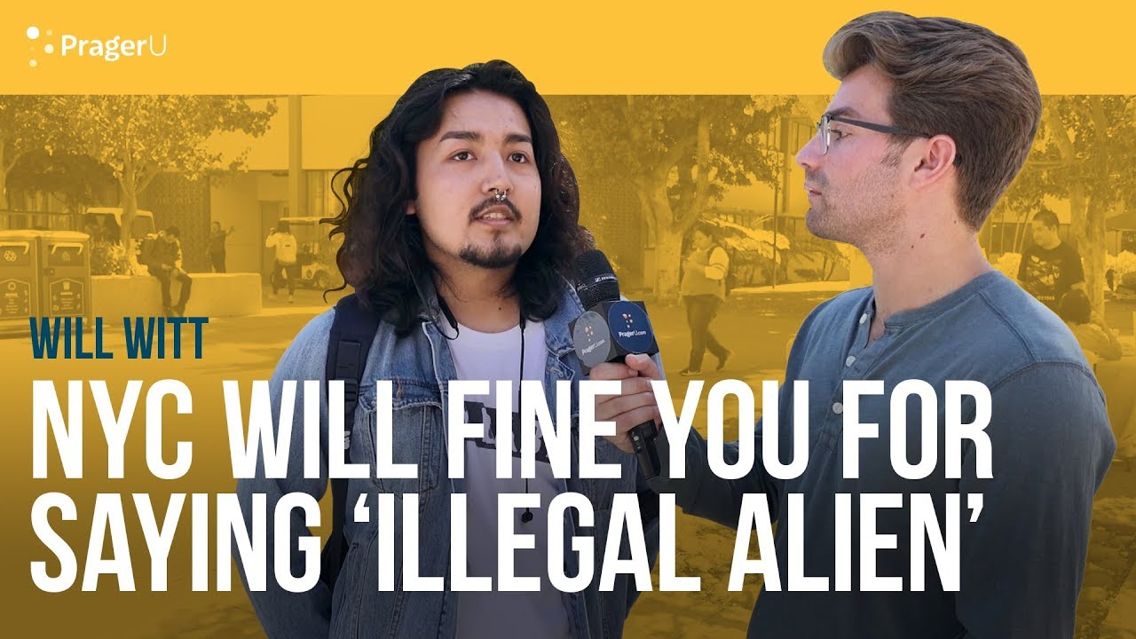 NYC Will Fine You For Saying 'Illegal Alien'